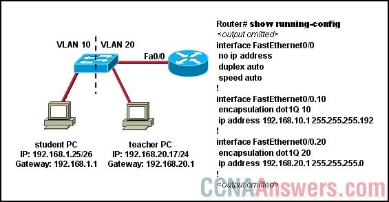A network administrator has been given the task of creating