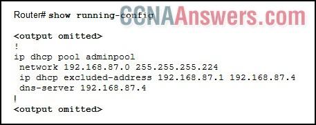 A PC has an IP address