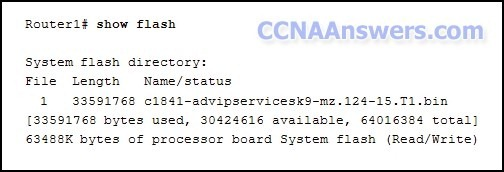 CCNA Test thumb CCNA 4 Final Exam