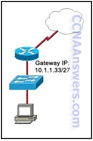 A host is using NAT to connect to the Internet