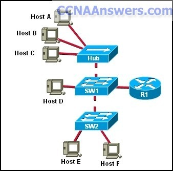 CCNA 3 Practice Final Exam Answers