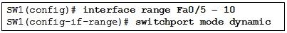 switch ports