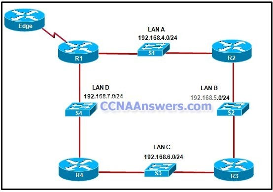 Refer to the exhibit thumb CCNA 2 Final Exam Answers 2012