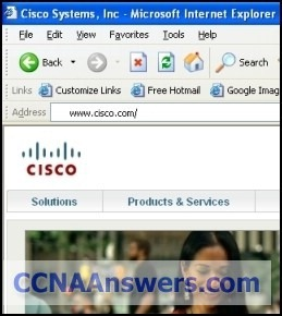 CCNA Discovery 1 Chapter 6 V4.0 Answers
