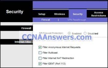 CCNA Discovery 1 Chapter 8 V4.0 Answers