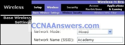 Networking for Home and Small Businesses Final Exam thumb CCNA Discovery 1 Final V4.0 Answers