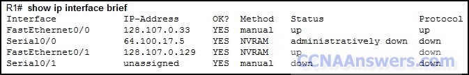 CCNA Discovery 2 Chapter 9