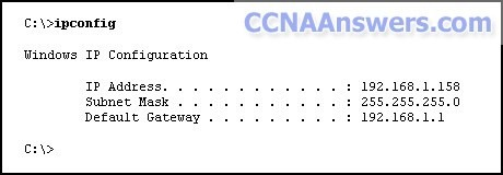 CCNA Discovery 2 Final Exam Answers (2012