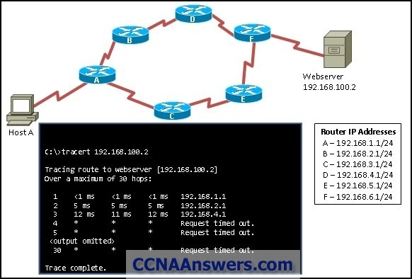 CCNA Discovery 2 Chapter 1 V4.1 Answers