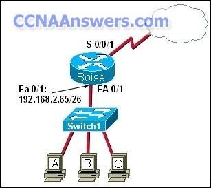 CCNA Discovery 2 Chapter 5 V4.1 Answers