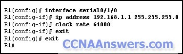 CCNA Discovery Working at a Small-to-Medium Business or ISP (Version 4.1)