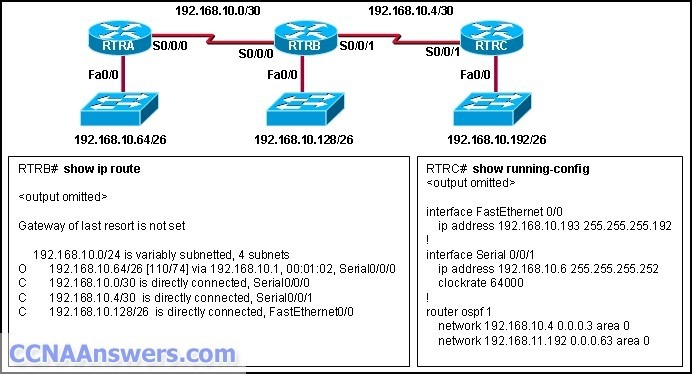 CCNA Discovery 3 Chapter 6