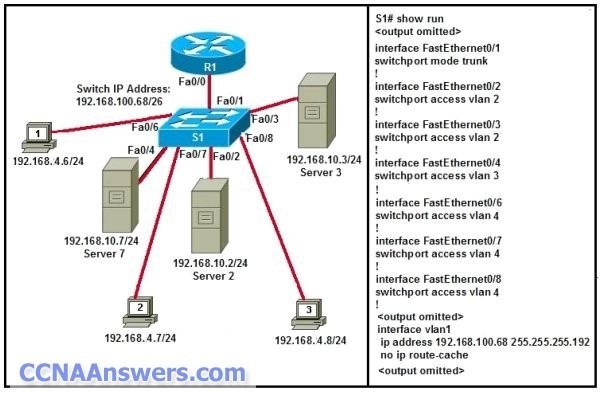 Server7 has been added to the server farm network