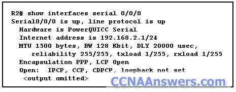 CCNA Discovery 3 Chapter 7 V4.0 Answers
