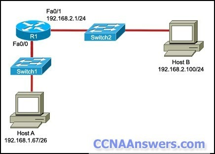 Which IP address can be assigned