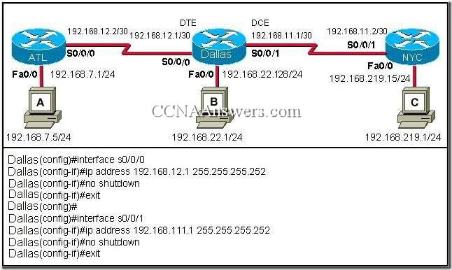 CCNA 1 Chapter 11 V4.0 Answers (8)