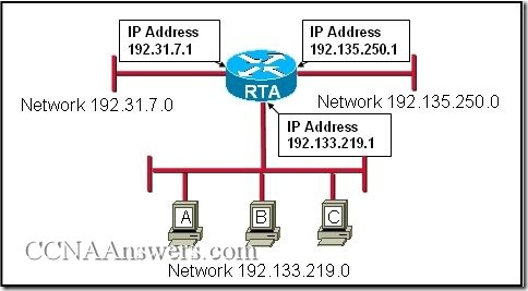 CCNA 1 Chapter 5 V4.0 Answers