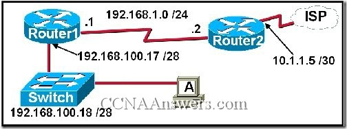 CCNA 1 Final Exam Answers V3.1 (19)