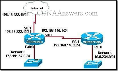CCNA 2 Chapter 2 V4.0 Answers (5)