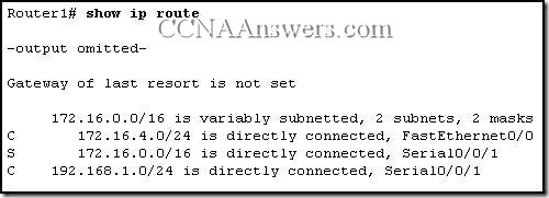 CCNA 2 Chapter 8 V4.0 Answers (3)