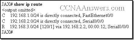 CCNA 2 Chapter 8 V4.0 Answers (6)