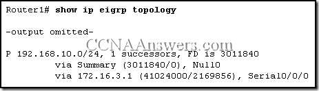 CCNA 2 Chapter 9 V4.0 Answers (3)