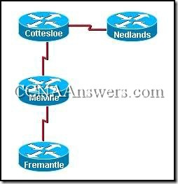 CCNA 2 Final Exam Answers V3.1