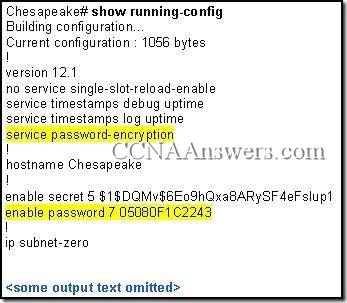 CCNA 2 Final Exam Answers V3.1 (7)