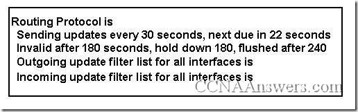 CCNA 2 Module 7 V3.1 Answers (2)