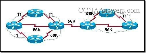CCNA 2 Practice Final Exam Answer V3.1 (11)