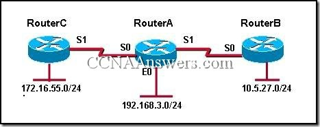 CCNA 2 Practice Final Exam Answer V3.1 (15)