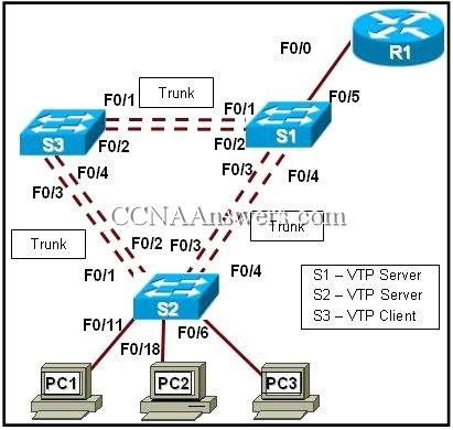 ccna3 exploration lan switching and wireless case study answer Configure a second switch as a vtp server to take over in case of ccna 3, ccna 3 final exam v40 answers of ccna exploration lan switching and wireless.