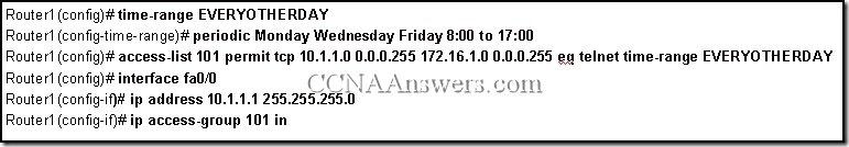 CCNA 4 Chapter 5 V4.0 Answers