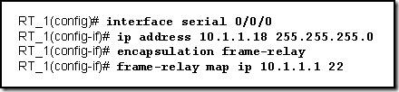 CCNA 4 Module 3 Answers 2010