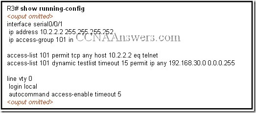 CCNA Exploration 4 Chapter 5 Answers