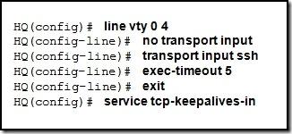 Router Configuration 3